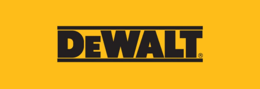 Dewalt Tools Video