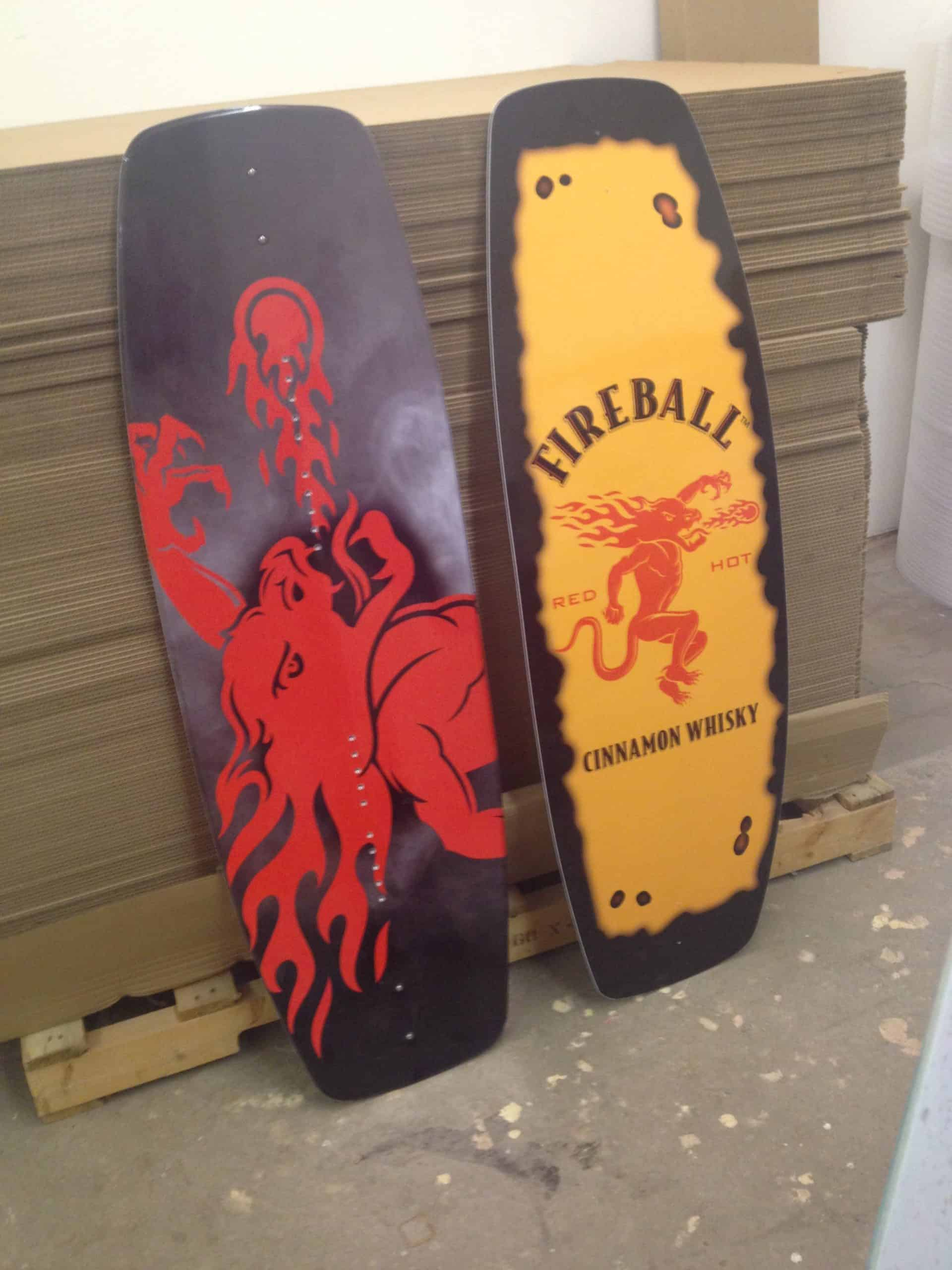 Fireball Wakeboard