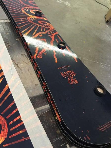 Shot Snowboards