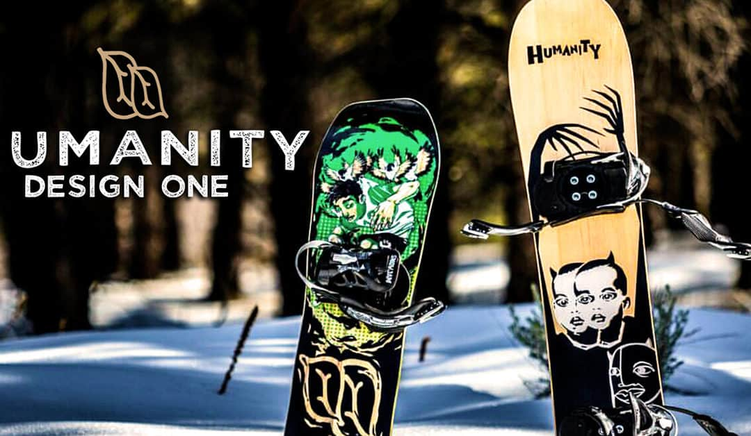 Humanity Snowboards